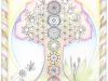 Flower of Life in Levensboom